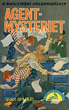 Cover for Tvillingdetektiverna 36 - Agent-mysteriet