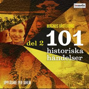 Cover for 101 historiska händelser, del 2