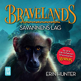Cover for Bravelands - Savannens lag