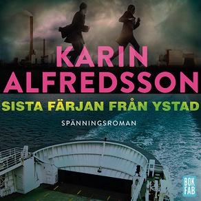 Cover for Sista färjan från Ystad