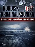 Cover for Estoniakatastrofen från polisens horisont