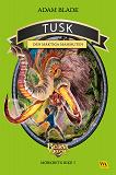 Cover for Tusk - den mäktiga mammuten
