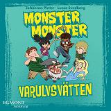 Cover for Monster Monster - Varulvsvätten
