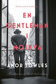 Cover for En gentleman i Moskva