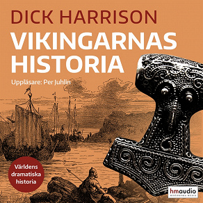 Cover for Vikingarnas historia