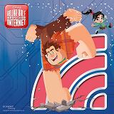 Cover for Röjar-Ralf kraschar internet