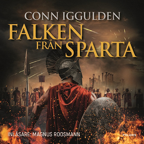Cover for Falken från Sparta