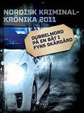 Cover for Dubbelmord på en båt i Fyns skärgård