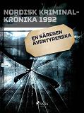 Cover for En säregen äventyrerska