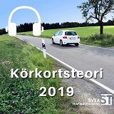 Cover for Körkortsteori 2019: den senaste körkortsboken
