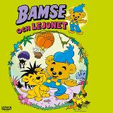 Cover for Bamse och Lejonet