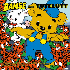 Cover for Bamse och Tutelutt