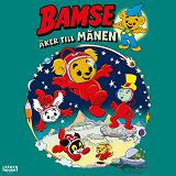 Cover for Bamse åker till månen
