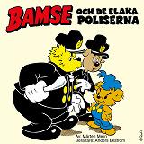 Cover for Bamse och de elaka poliserna