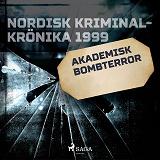 Cover for Akademisk bombterror