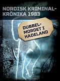 Cover for Dubbelmordet i Hadeland
