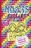 Cover for Nikkis dagbok #12: Berättelser om en (INTE SÅ HEMLIG) kärlekskatastrof
