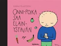 Cover for Onni-poika saa eläinystävän