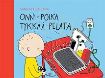 Cover for Onni-poika tykkää pelata