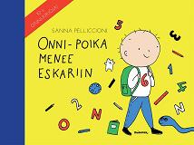 Cover for Onni-poika menee eskariin