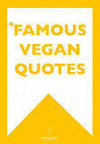 Cover for *FAMOUS VEGAN QUOTES (Epub2)