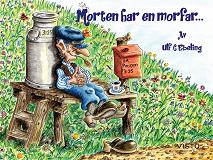 Cover for Morten har en morfar