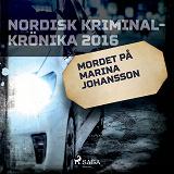 Cover for Mordet på Marina Johansson