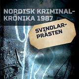 Cover for Svindlarprästen
