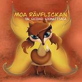 Cover for Moa, rävflickan, en guidad godnattsaga