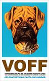 Cover for VOFF : 600 fantastiska fakta om hundar  (Epub2)