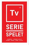 Cover for TV-seriespelet (Epub2)