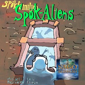 Cover for Spökfamiljen : Spök-Aliens