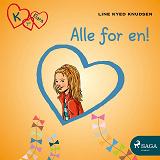Cover for K for Klara 5 - Alle for en!