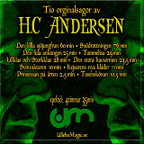 Cover for H.C Andersens sagor