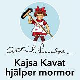 Cover for Kajsa Kavat hjälper mormor