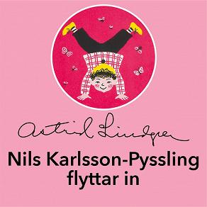 Cover for Nils Karlsson-Pyssling flyttar in