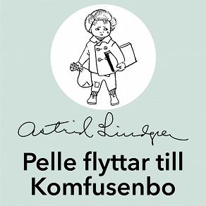 Cover for Pelle flyttar till Komfusenbo