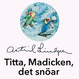 Cover for Titta, Madicken, det snöar!