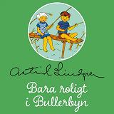 Cover for Bara roligt i Bullerbyn