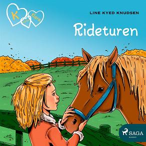 Cover for K for Klara - Rideturen