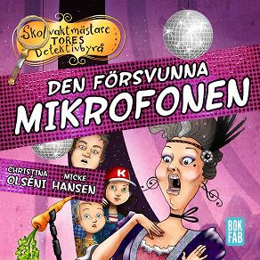 Cover for Den försvunna mikrofonen