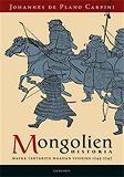 Cover for Mongolien historia