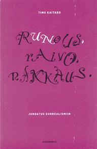 Cover for Runous, raivo, rakkaus