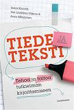 Cover for Tiede ja teksti