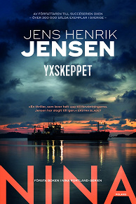 Cover for Yxskeppet