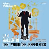 Cover for Den tyngdlöse Jesper Fock