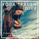 Cover for RÖDA TRÅDEN DJUR (PDF)