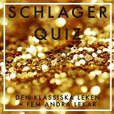 Cover for SCHLAGERQUIZ : 300 frågor om schlager (Epub2)