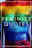 Cover for MOTIVATIONAL FEMINIST QUOTES 2 (Epub2)