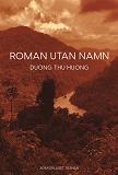 Cover for Roman utan namn